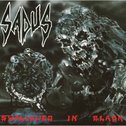 Sadus - Swallowed in Black - CD DIGIPAK
