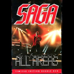 Saga - All Areas – Live In Bonn 2002 [LTD Edition] - DOUBLE DVD