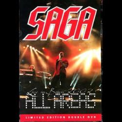 Saga - All Areas – Live In Bonn 2002 [LTD Edition] - DOUBLE DVD