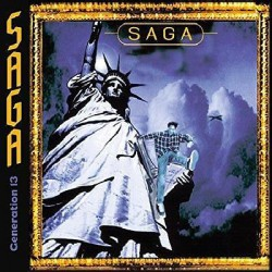 Saga - Generation 13 - CD DIGIPAK