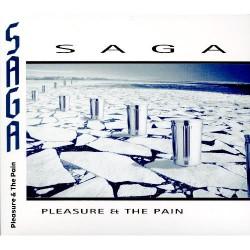 Saga - Pleasure & The Pain - CD DIGIPAK