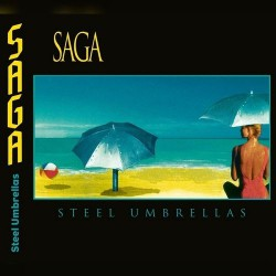 Saga - Steel Umbrellas - CD DIGIPAK