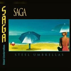 Saga - Steel Umbrellas - CD DIGIPAK