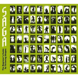 Saga - The Beginners Guide To Throwing Shapes - CD DIGIPAK