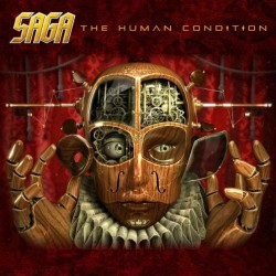 Saga - The Human Condition - CD DIGIPAK