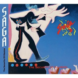 Saga - The Security Of Illusion - CD DIGIPAK
