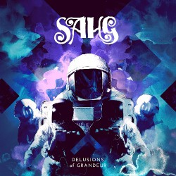 Sahg - Delusions of Grandeur - CD DIGIPAK