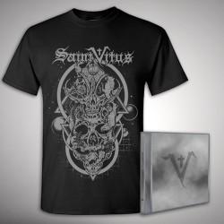 Saint Vitus - Bundle 1 - CD + T-shirt bundle (Men)