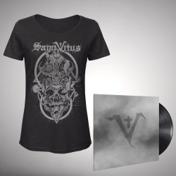 Saint Vitus - Bundle 6 - LP gatefold + T-shirt bundle (Women)