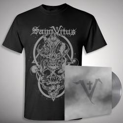 Saint Vitus - Bundle 7 - LP gatefold coloured + T-shirt bundle (Men)