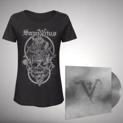 Saint Vitus - Bundle 8 - LP gatefold coloured + T-shirt bundle (Women)
