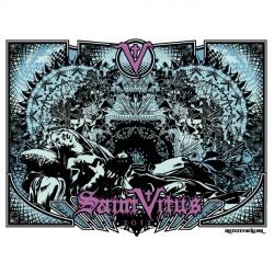 Saint Vitus - Saint Vitus 2012 - Screenprint