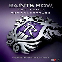 Saints Row - The Third - The Soundtrack - CD