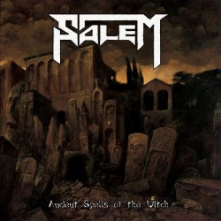 Salem - Ancient Spells Of The Witch - DOUBLE LP Gatefold