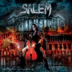 Salem - Strings attached - CD