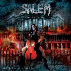 Salem - Strings attached - CD