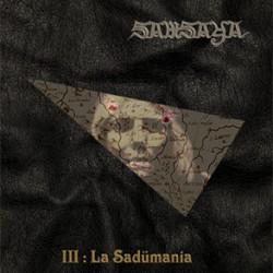 Samsaya - III: La Sadumania - CD