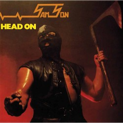 Samson - Head On - LP Gatefold