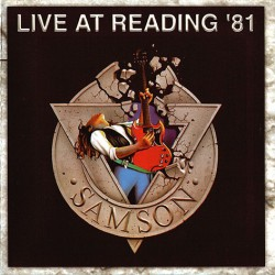 Samson - Live At Reading '81 - CD DIGIPAK
