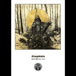 Sanctuaire - Draugadrottin - Serigraphy