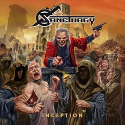 Sanctuary - Inception - CD DIGIPAK