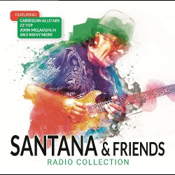 Santana & Friends - Radio Collection - CD