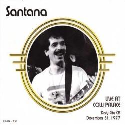 Santana - Live At Cow Palace - CD DIGISLEEVE