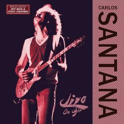 Santana - Live On Air - LP COLOURED