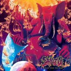 Sanzu - Heavy Over The Home - LP COLOURED