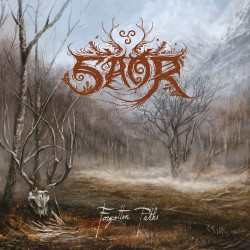 Saor - Forgotten Paths - CD DIGIPAK