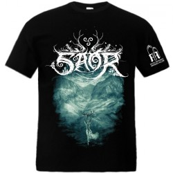 Saor - Forgotten Paths - T-shirt (Men)