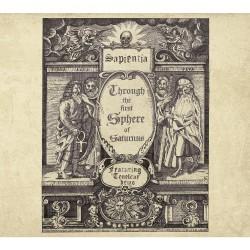 Sapientia - Through The First Sphere Of Saturnus - CD DIGIPAK