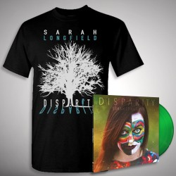 Sarah Longfield - Bundle 3 - LP COLOURED + T-shirt bundle (Men)