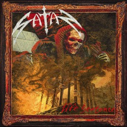 Satan - Life Sentence - CD SLIPCASE