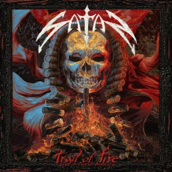 Satan - Trail Of Fire – Live in North America - CD SLIPCASE