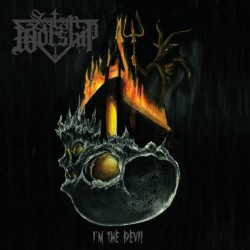 Satan Worship - I'm The Devil - CD