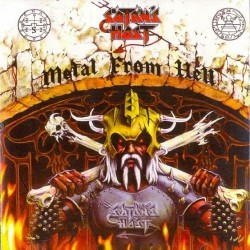 Satan's Host - Metal From Hell - CD