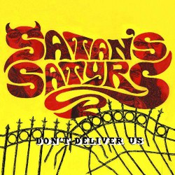 Satan's Satyrs - Don't Deliver Us - LP