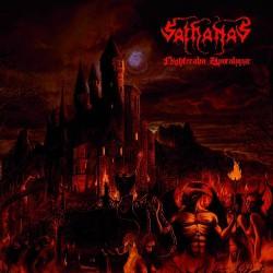 Sathanas - Nightrealm Apocalypse - LP