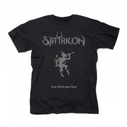 Satyricon - Deep Calleth Upon Deep - T-shirt (Men)