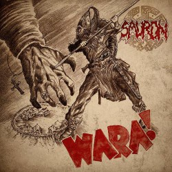 Sauron - Wara! - CD DIGIPAK