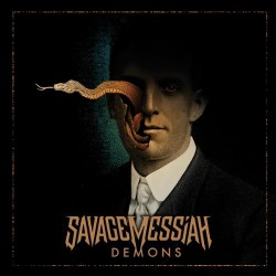 Savage Messiah - Demons - LP + CD
