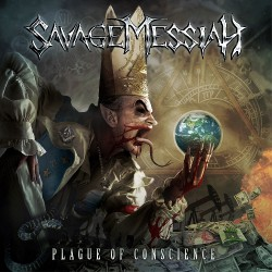 Savage Messiah - Plague Of Conscience - LP
