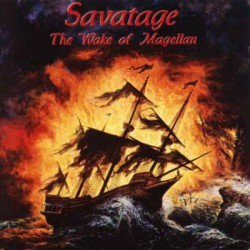 Savatage - The Wake Of Magellan - CD DIGIPAK