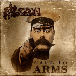 Saxon - Call to Arms - CD