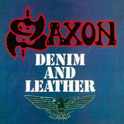 Saxon - Denim And Leather - CD DIGIBOOK