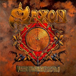 Saxon - Into the Labyrinth - CD