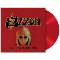 Saxon - Killing Ground - LP COLOURED