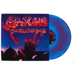 Saxon - Power & The Glory - LP COLOURED