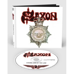 Saxon - Strong Arm Of The Law - CD DIGIBOOK